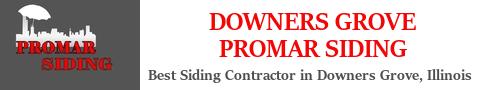 Downers Grove Promar Siding